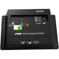 10A/15A Solar Charge Controller with Light & Timer Control