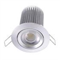 10W SMD LED ceiling downlight