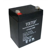 12V4AH lead acid battery