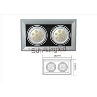 14W LED down light