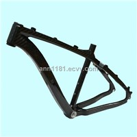 "17""/19""/21"" Carbon Fiber Bicycle Frame"