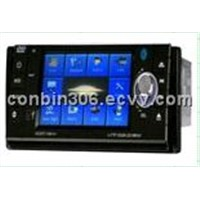"4.3"" digital TFT LCD display car dvd player with USB and SD card playback and option GPS(4301)"