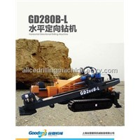 28T Drilling Machine with 300KN Push Capacity