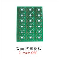 2-Layer PCB OSP