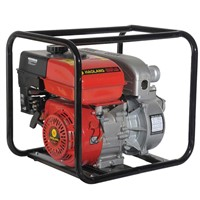 2 inch gasoline water pump with made by 6.5 hp gasoline engine