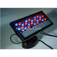 36w RGB led wall washer lights