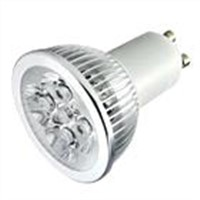4W high power GU10 LED bulb