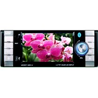 "4.3"" Wide screen Touch Screen TFT Display car dvd player with USB/TV/AM/FM/Stereo Receiver----4300"