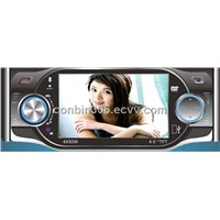 "4.0"" Wide screen Touch Screen TFT Display car dvd player and GPS optional----8280"