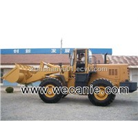 5 ton wheel loader, CAT engine, ZF gear box
