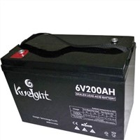 6V200Ah Gel Battery