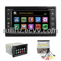 "6.2 "" universal car dvd player"