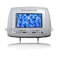 7-Inch Headrest Car DVD Player