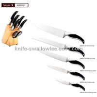 7 Pieces Kitchen Knife Set