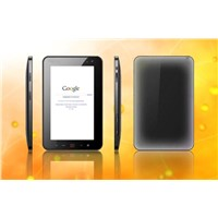 "7"" Tablet with Capacitive & Multi-Touch Android 2.2 Freescale CPU @1GHZ"