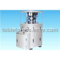 7sets punching rotary tablet press