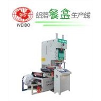 Aluminium Foil Containers Production Line