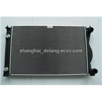 Aluminum radiators for AUDI A6(4A,C3)2.3, ISO/TS 16949: 2009/TUV certified