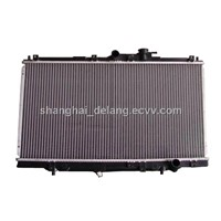Aluminum radiators for HONDA  ACCORD,ISO/TS 16949: 2009/TUV certified