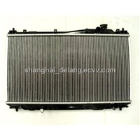 Aluminum radiators for HONDA CIVIC, ISO/TS 16949: 2009/TUV certified
