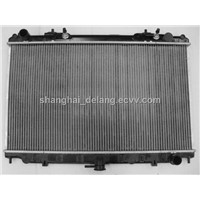 Aluminum radiators for INFINITI I30, ISO/TS 16949: 2009/TUV certified