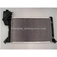 Aluminum Radiators for Mercedes Benz