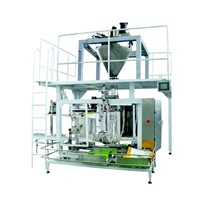 Automatic Powder Bag Feeding Packing Machine