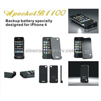 Backup Power for iPhone 4