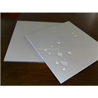 Brushed Aluminum Composite Panel(ACP) with PVDF/PE Coating