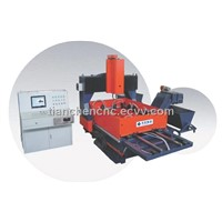 CNC Dual-Worktable Gantry Movable Plate Drilling Machine