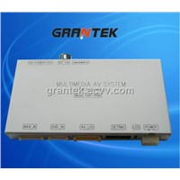 Car Video 3G Interface For A6/A8/Q7 2010 & 2010 A4/A5 High Equipment
