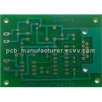 China PCB manufacturer---Hitech Circuits Co Limited,  2L Printed circuit board / PCB, China PCB