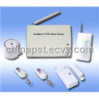 China Home Intruder Alarms (PST-GSM-08)