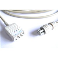 Colin One Piece 3 & 5 Lead Ecg Cable