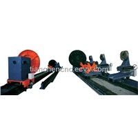 Combination Flange Welding Machine