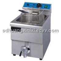Counter Top Electric 1-Tank Fryer (1-Basket)