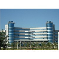 Curtain wall aluminum composite panel