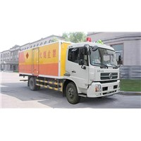 Dongfeng Tianjin 4*2 Blasting Equipment Transporter