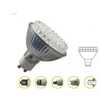 Dimmer LED bulb light