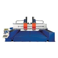 Double-Spindle CNC High-Speed Drilling Machine