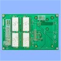 Double-Side PCB with IPC-Class 3 Standard