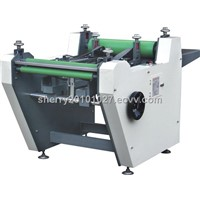 Double-Sided Edge Folding Machine