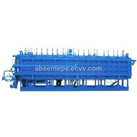 EPS Air Cooling Block Moulding Machine