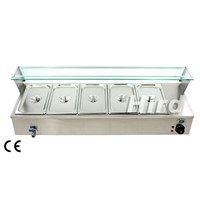 Electric Bain Marie (BM-5)-(CE Approval)