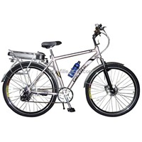 Electric City Bike with Aluminium Alloy Fram (L20)