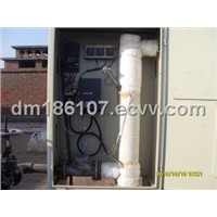 Energy saving equipment for oil heating
