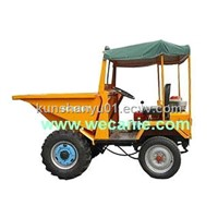 FCY20T Hydraulic Mini Dumper ( electricity start engine )