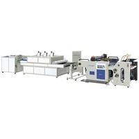 Feibao Auto Swing Cylinder Screen Printing Line
