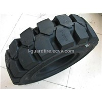 Forklift Solid Tyre Used On Tow Tractor  27*10-12
