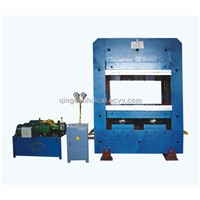 Four-Cylinder Flat Vulcanizing Machine